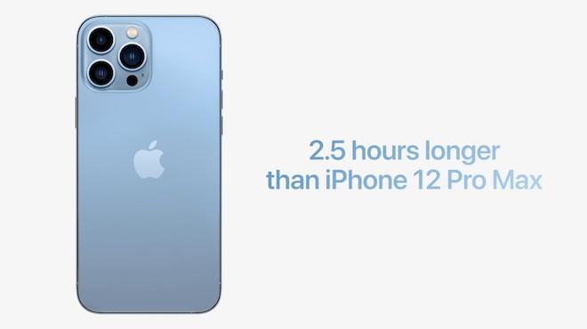 TRỰC TIẾP: Apple công bố 4 phiên bản của iPhone 13 series - 6