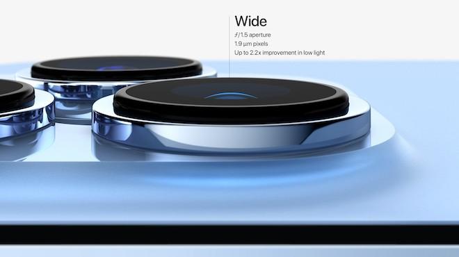TRỰC TIẾP: Apple công bố 4 phiên bản của iPhone 13 series - 9