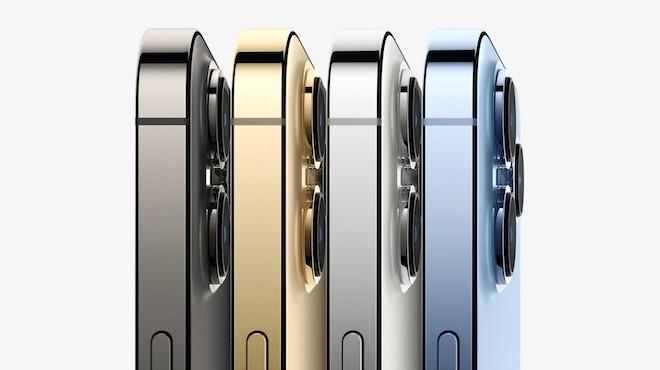 TRỰC TIẾP: Apple công bố 4 phiên bản của iPhone 13 series - 10