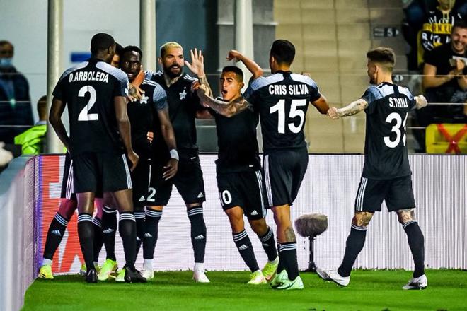 """Cực nóng bảng xếp hạng cúp C1: Man City vượt PSG, Real xếp dưới """"tí hon"""" - 2"""
