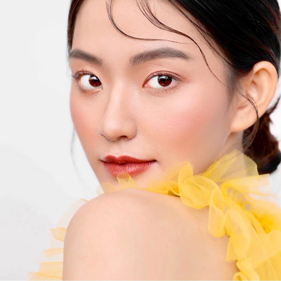 """Nữ sinh Kinh tế thi Hoa hậu Hoàn vũ Việt Nam có số đo vòng 2 """"hiếm có khó tìm"""" - 5"""