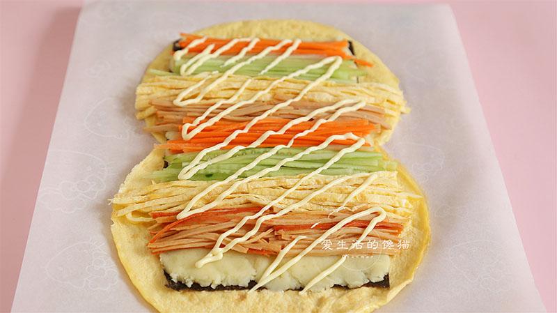 Cách làm món sushi không có hạt cơm nào, ít béo, ít calo mà công thức lại rất dễ - 7