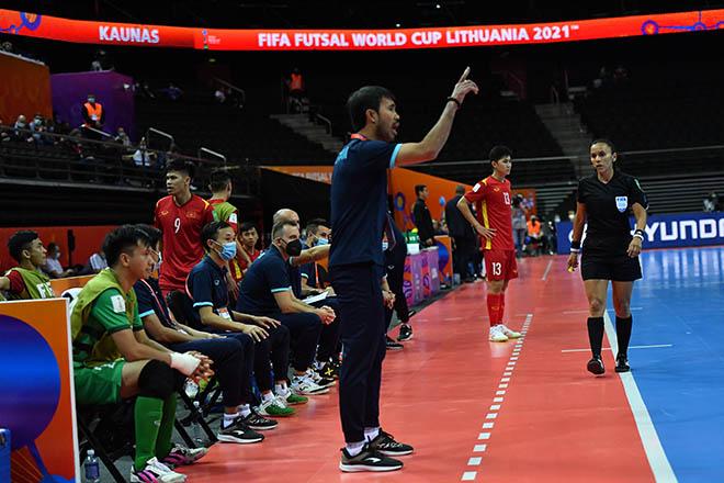 Vỡ òa ĐT futsal Việt Nam khiến CH Séc choáng, lấy vé đi tiếp ở World Cup - 8