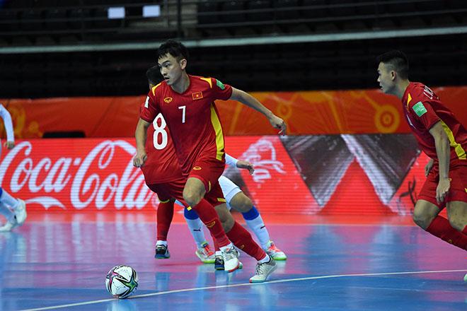 Vỡ òa ĐT futsal Việt Nam khiến CH Séc choáng, lấy vé đi tiếp ở World Cup - 10