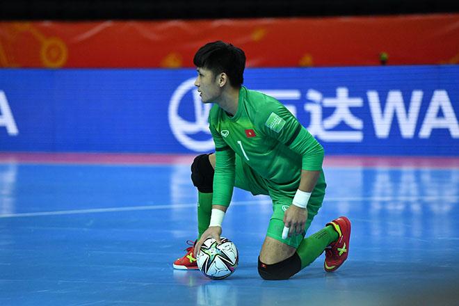 Vỡ òa ĐT futsal Việt Nam khiến CH Séc choáng, lấy vé đi tiếp ở World Cup - 5