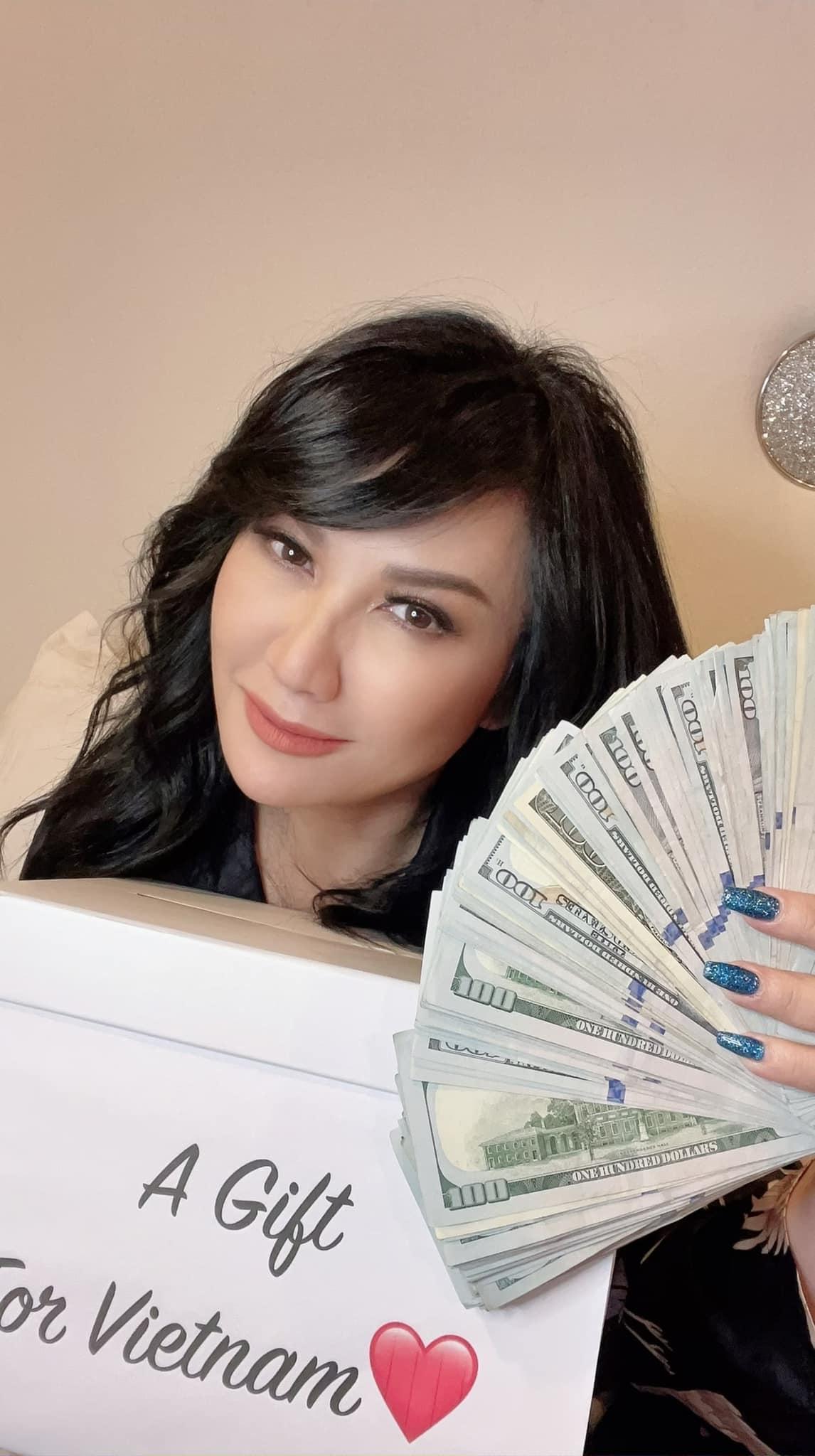 Sức khỏe Phi Nhung chuyển nặng, vợ cũ Bằng Kiều gửi 21.500 USD về VN làm điều bất ngờ - 3