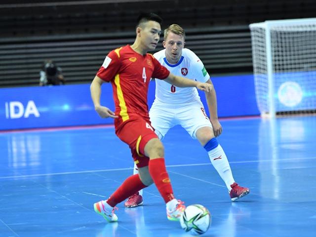 """ĐT Việt Nam đụng """"hàng khủng"""" ở vòng 1/8 Futsal World Cup, Thái Lan gặp ai? - 1"""