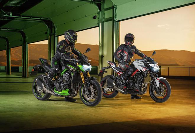 Kawasaki Z900 SE 2022 duoc nang cap nhieu tinh nang vuot troi - 7
