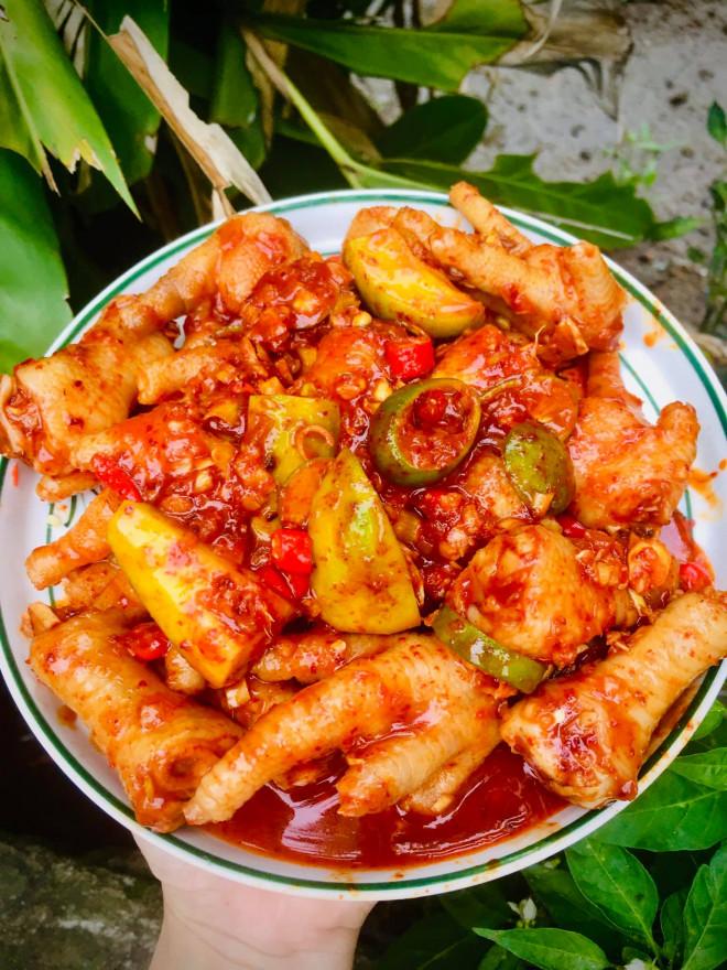Chân gà sốt Thái làm thế này, vừa dễ vừa nhanh, chua ngọt giòn cay đủ vị - 6