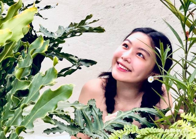 Con gái 15 tuổi nhà Quyền Linh khuấy đảo mạng xã hội với bộ ảnh xinh như thiên thần - 5