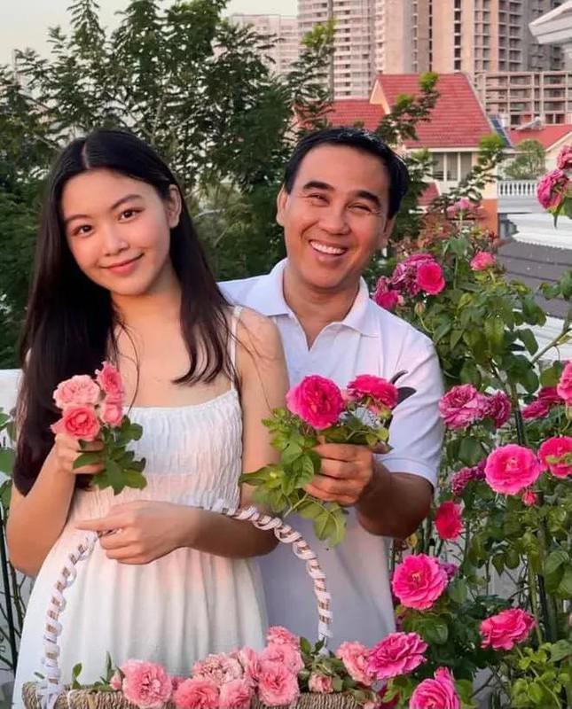 Con gái 15 tuổi nhà Quyền Linh khuấy đảo mạng xã hội với bộ ảnh xinh như thiên thần - 9