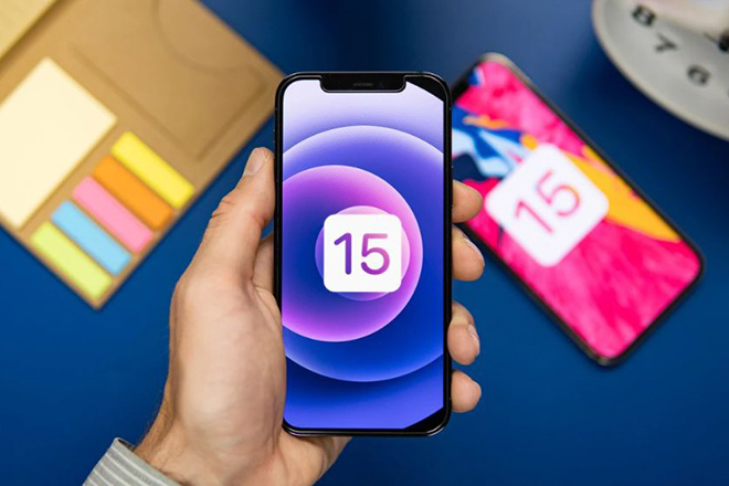 HOT: iOS 15 chính thức được phát hành, tải về miễn phí - 1