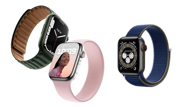 """Apple Watch Series 7 có đủ """"ngon"""" để nâng cấp từ Apple Watch Series 6? - 1"""