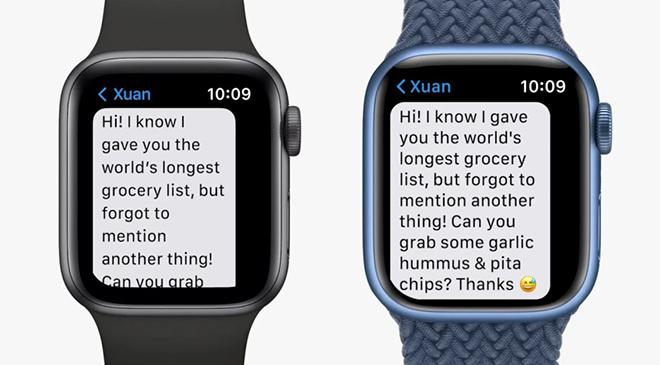 """Apple Watch Series 7 có đủ """"ngon"""" để nâng cấp từ Apple Watch Series 6? - 3"""