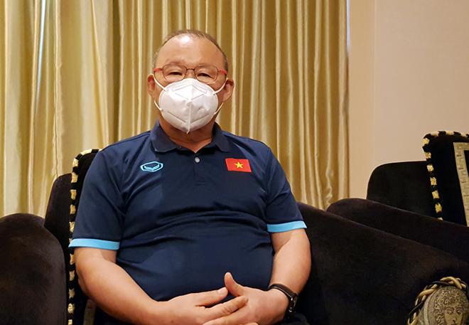 HLV Park Hang Seo nói về kết quả bốc thăm AFF Cup: Gặp đội nào cũng khó! - 1