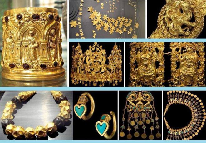 Taliban truy tìm kho báu hàng ngàn miếng vàng của dân du mục - 3