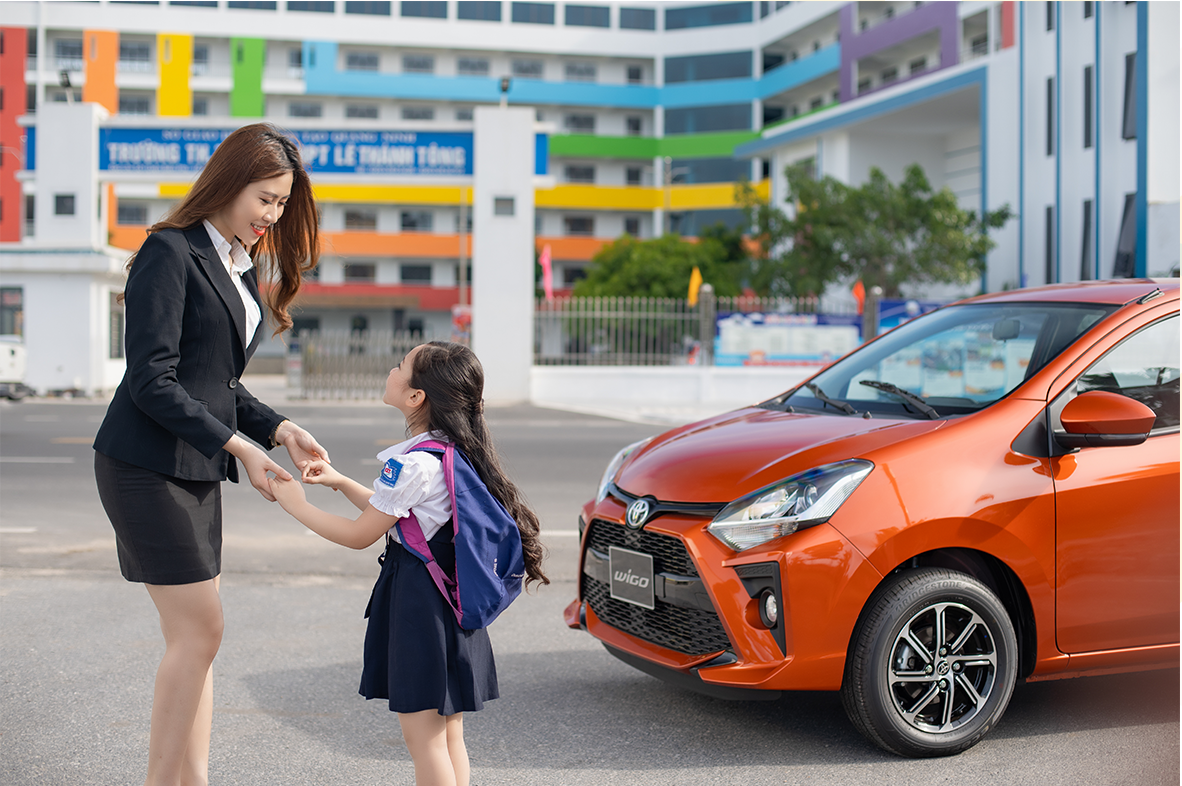 Toyota Wigo – sự lựa chọn khôn ngoan cho cô nàng đô thị - 6