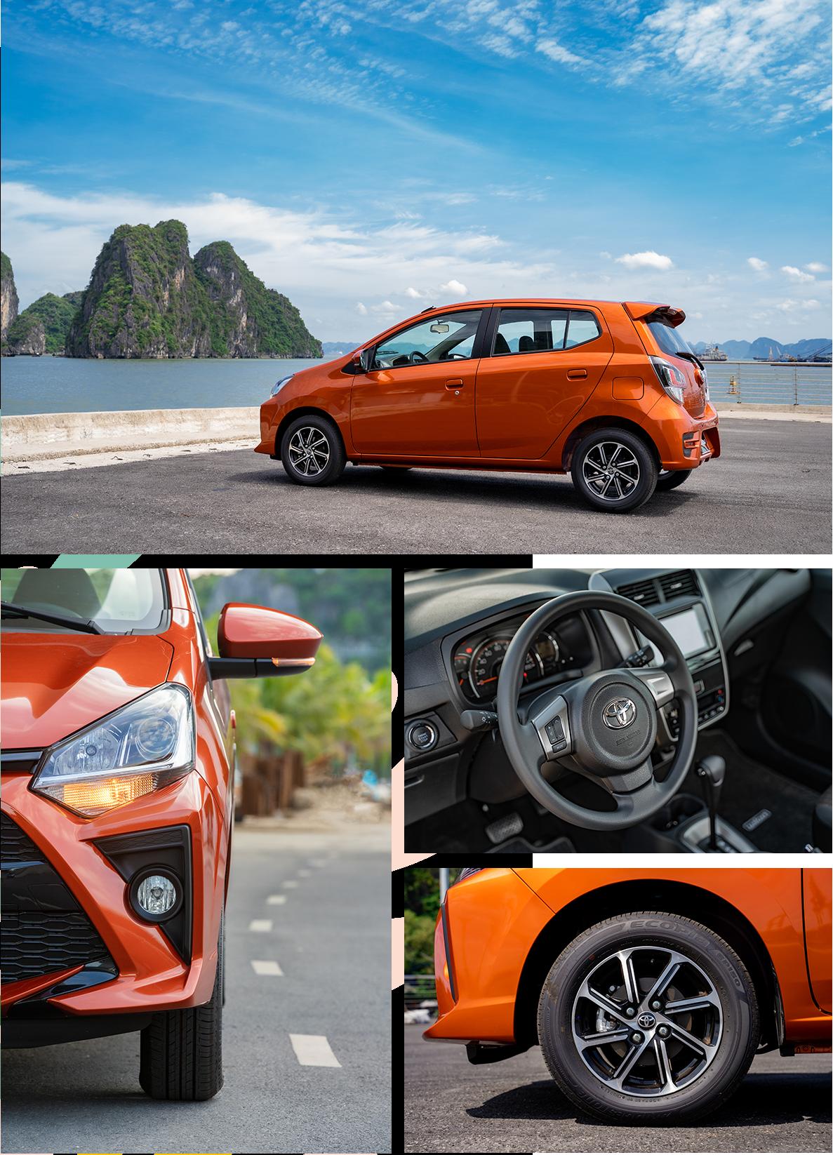Toyota Wigo – sự lựa chọn khôn ngoan cho cô nàng đô thị - 17