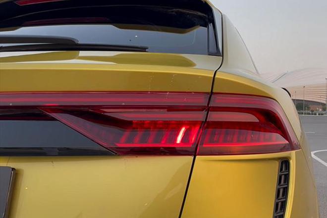 """""""Hàng thửa"""" Audi RS Q8 Qatar Edition về tay đại gia Trung Đông - 8"""