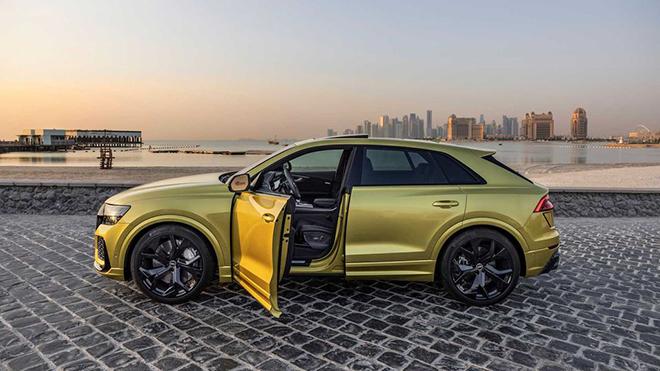 """""""Hàng thửa"""" Audi RS Q8 Qatar Edition về tay đại gia Trung Đông - 7"""
