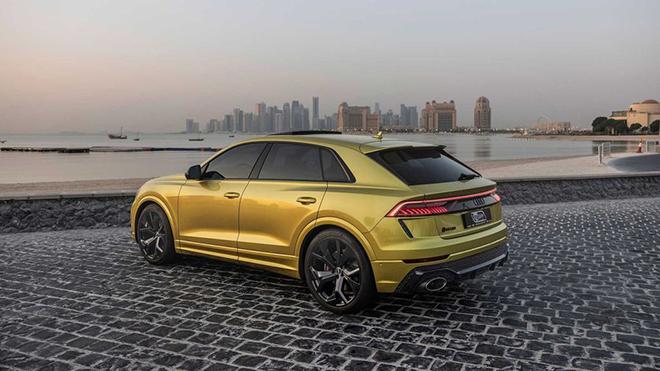 """""""Hàng thửa"""" Audi RS Q8 Qatar Edition về tay đại gia Trung Đông - 10"""