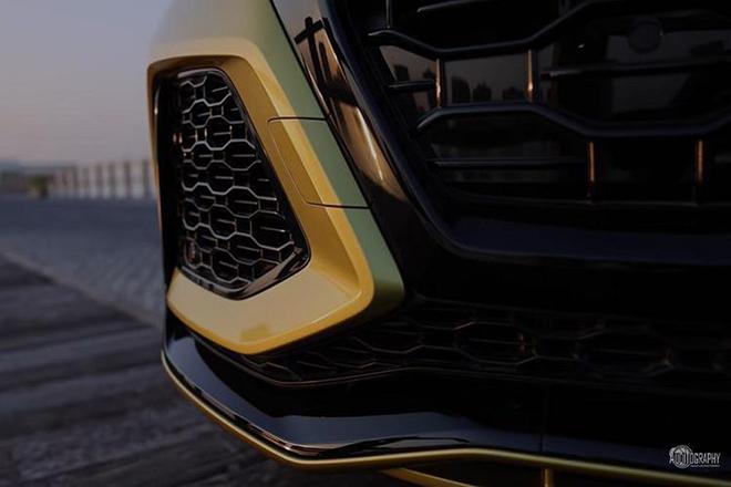 """""""Hàng thửa"""" Audi RS Q8 Qatar Edition về tay đại gia Trung Đông - 5"""