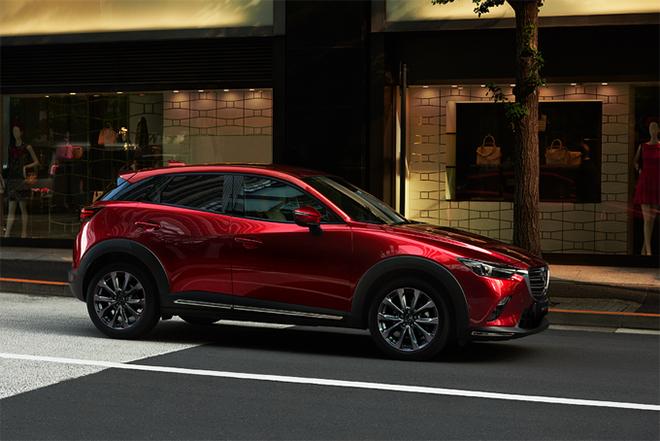 Giá xe Mazda CX-3 lăn bánh tháng 9/2021 - 7