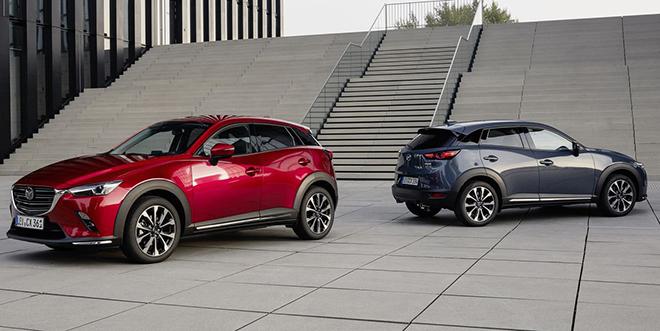 Giá xe Mazda CX-3 lăn bánh tháng 9/2021 - 3