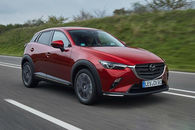 Giá xe Mazda CX-3 lăn bánh tháng 9/2021 - 12