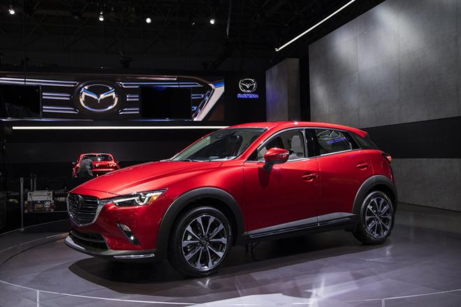 Giá xe Mazda CX-3 lăn bánh tháng 9/2021 - 5