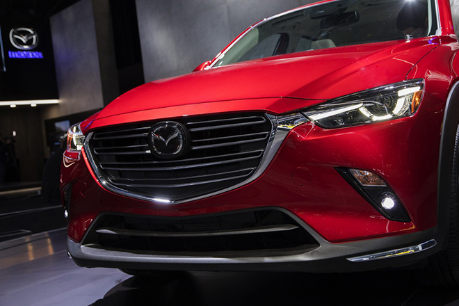 Giá xe Mazda CX-3 lăn bánh tháng 9/2021 - 6