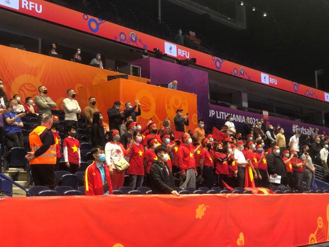 Việt Nam 2 lần xé lưới á quân Futsal World Cup: FIFA khen chiến công lịch sử - 3