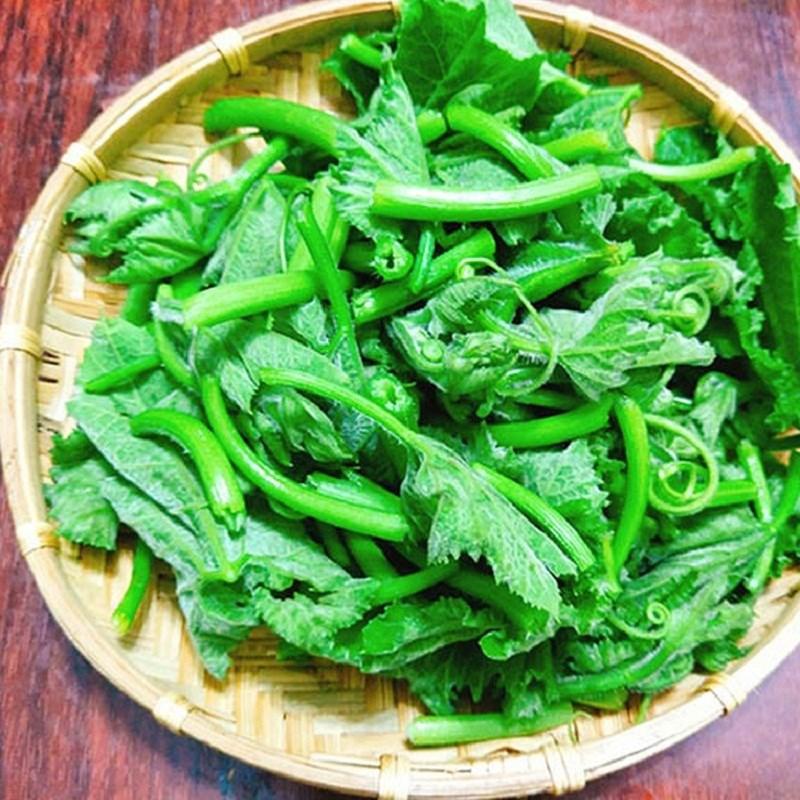 Mẹo hay để có món rau bí xanh mướt, giòn ngon - 2