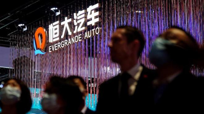 """Công ty xe điện của China Evergrande thừa nhận thiếu tiền mặt, """"bóng đen"""" khủng hoảng bao trùm - 1"""