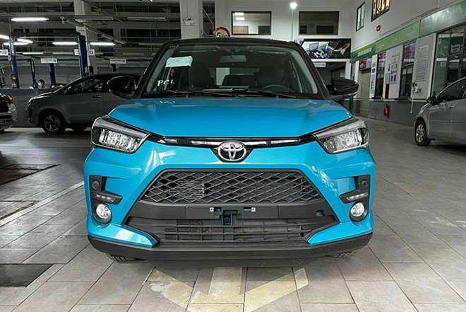 Toyota Raize xuất hiện tại đại lý, giá bán dự kiến khoảng 500 triệu đồng - 3