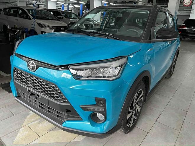 Toyota Raize xuất hiện tại đại lý, giá bán dự kiến khoảng 500 triệu đồng - 4