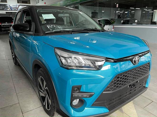 Toyota Raize xuất hiện tại đại lý, giá bán dự kiến khoảng 500 triệu đồng - 5