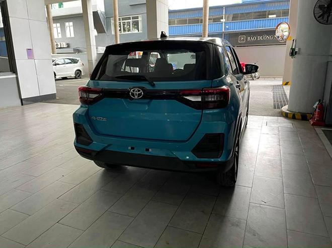 Toyota Raize xuất hiện tại đại lý, giá bán dự kiến khoảng 500 triệu đồng - 11