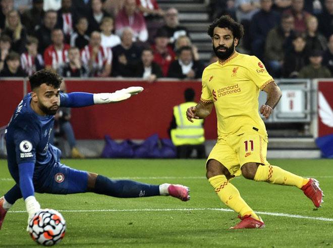 Salah lập kỷ lục 100 bàn nhanh nhất Liverpool, HLV Klopp sai lầm bị fan chỉ trích - 1