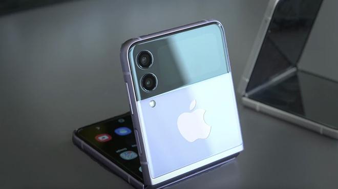 Không phải Galaxy Z Fold 3, chỉ iPhone Flip mới làm được điều này - 1