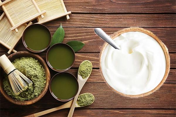 20 Cách làm mặt nạ trà xanh trị mụn giúp da trắng sáng hiệu quả tại nhà - 2