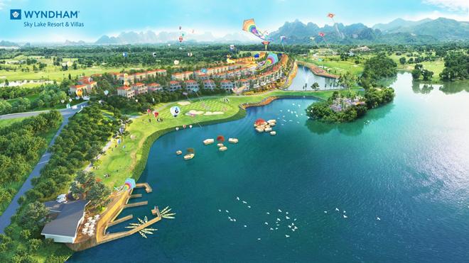 Khám phá dấu ấn thu hút và giữ chân du khách tại Wyndham Sky Lake Resort & Villas - 3