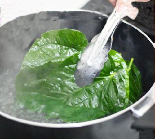Thêm bước này, thịt nướng lá lốt mềm thơm, không bị thâm đen - 5