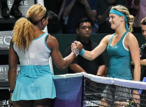 Serena Williams trên con đường trở thành vĩ đại nhất