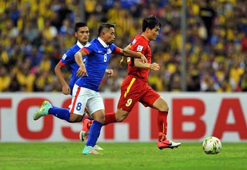 """Sôi động AFF Cup 11/12: Malaysia hi vọng có """"phép màu"""""""