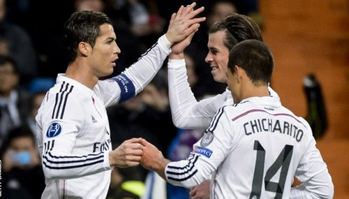 Vòng bảng Champions League và những kỷ lục