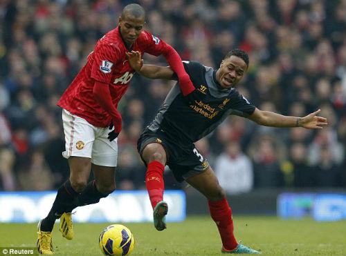Cán cân MU - Liverpool: Màu đỏ ở Manchester