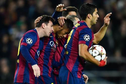 Getafe – Barca: Nhấn ga qua Alfonso Perez