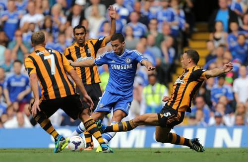 Chelsea - Hull City: Trở lại đường đua