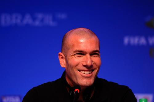 Real áp đảo đội hình siêu tấn công của Zidane